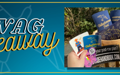 We're Doing a Holiday Swag Giveaway!